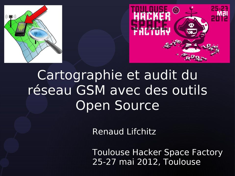 Open Source Toulouse Hacker