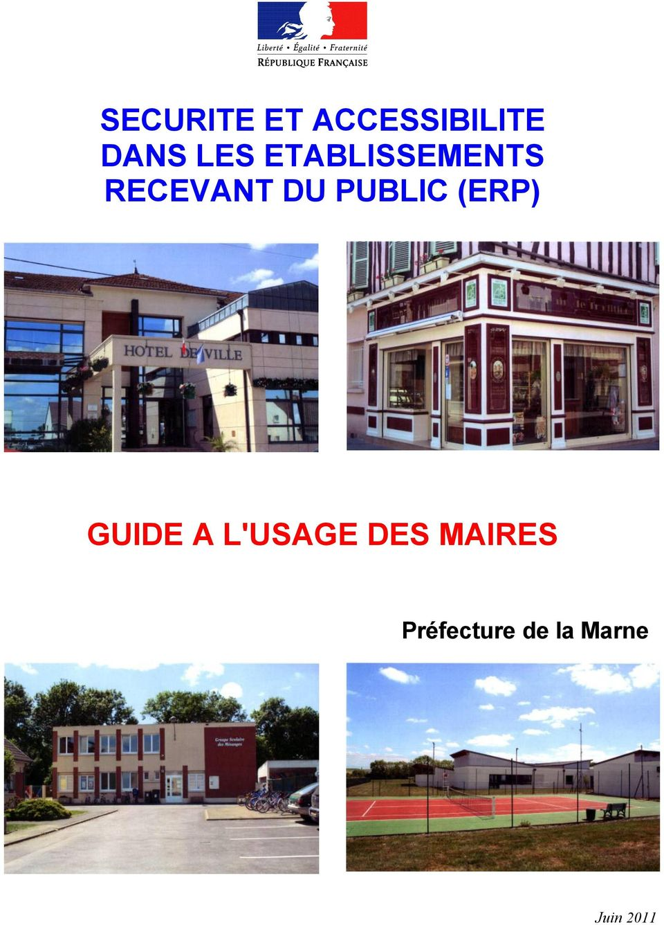 PUBLIC (ERP) GUIDE A L'USAGE DES