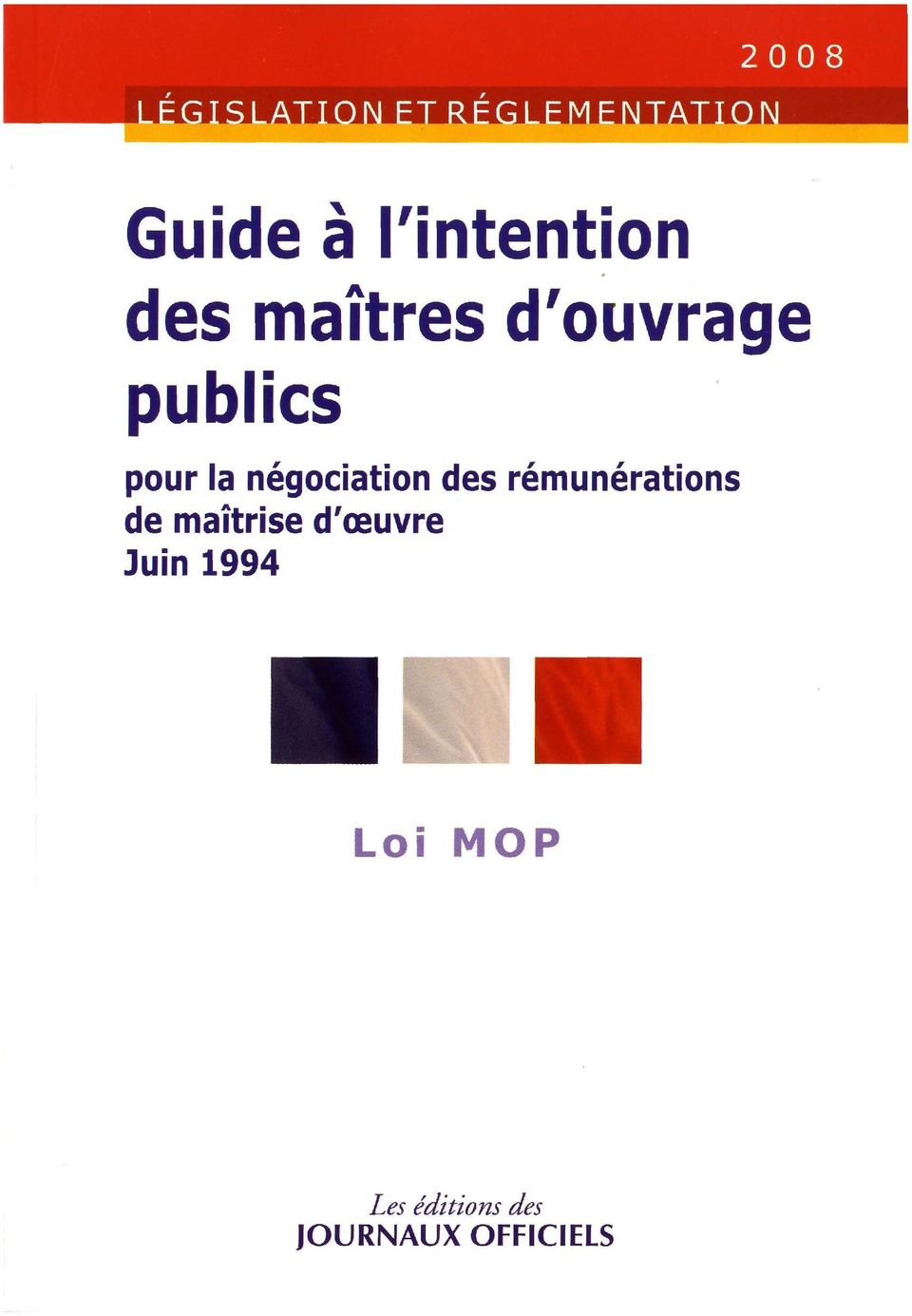 Guide L Intention Des Ma Tres D Ouvrage Publics Pdf