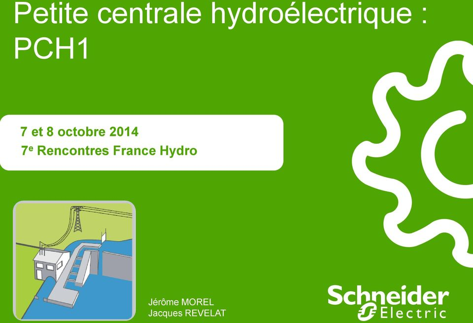 Rencontres france hydro