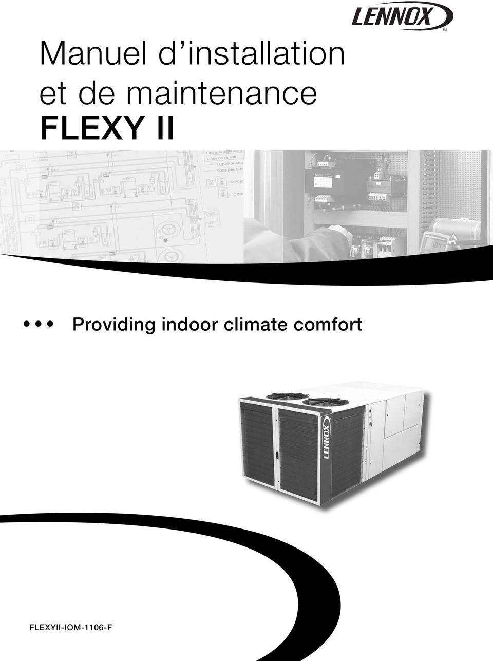 Providing indoor climate