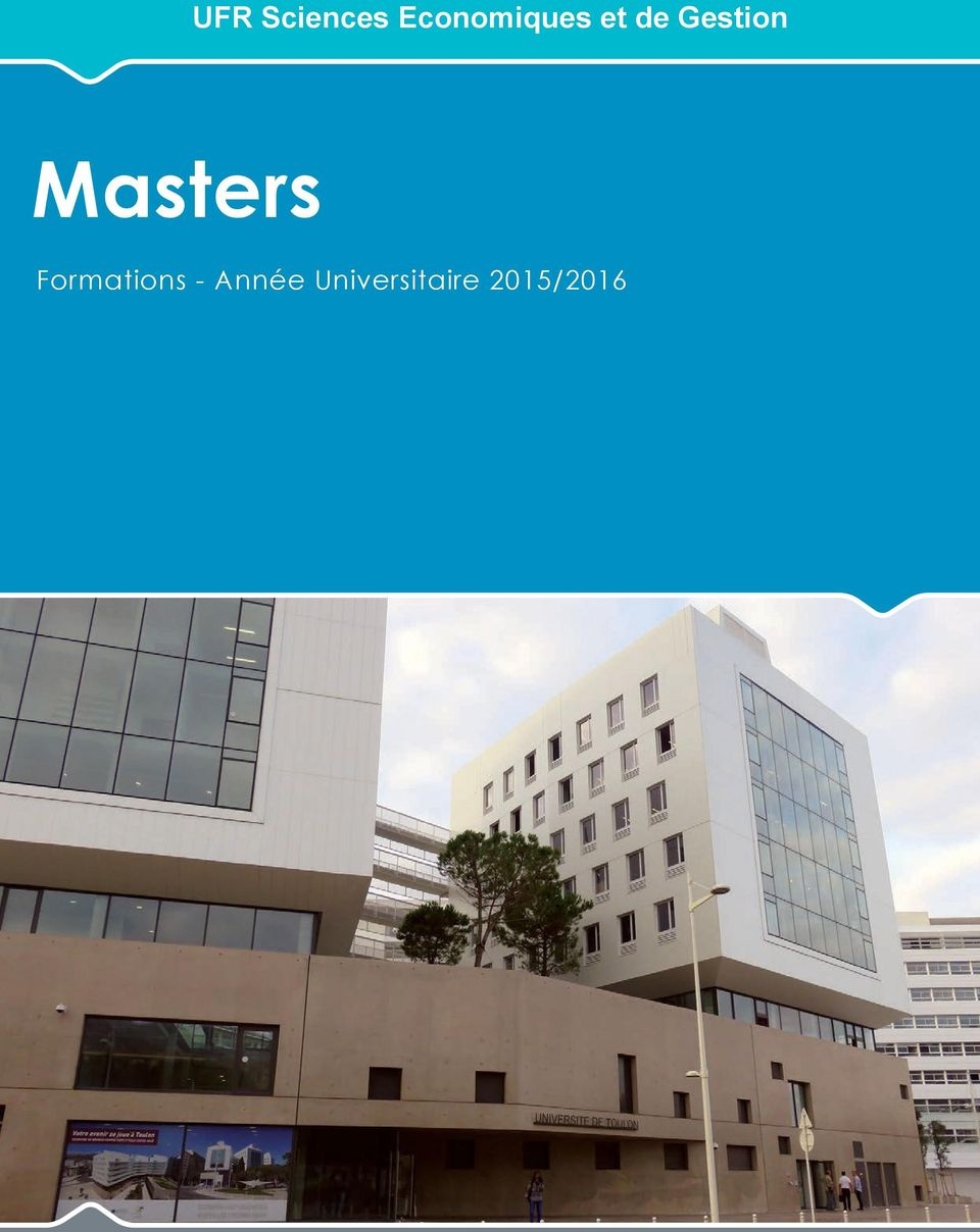 Gestion Masters