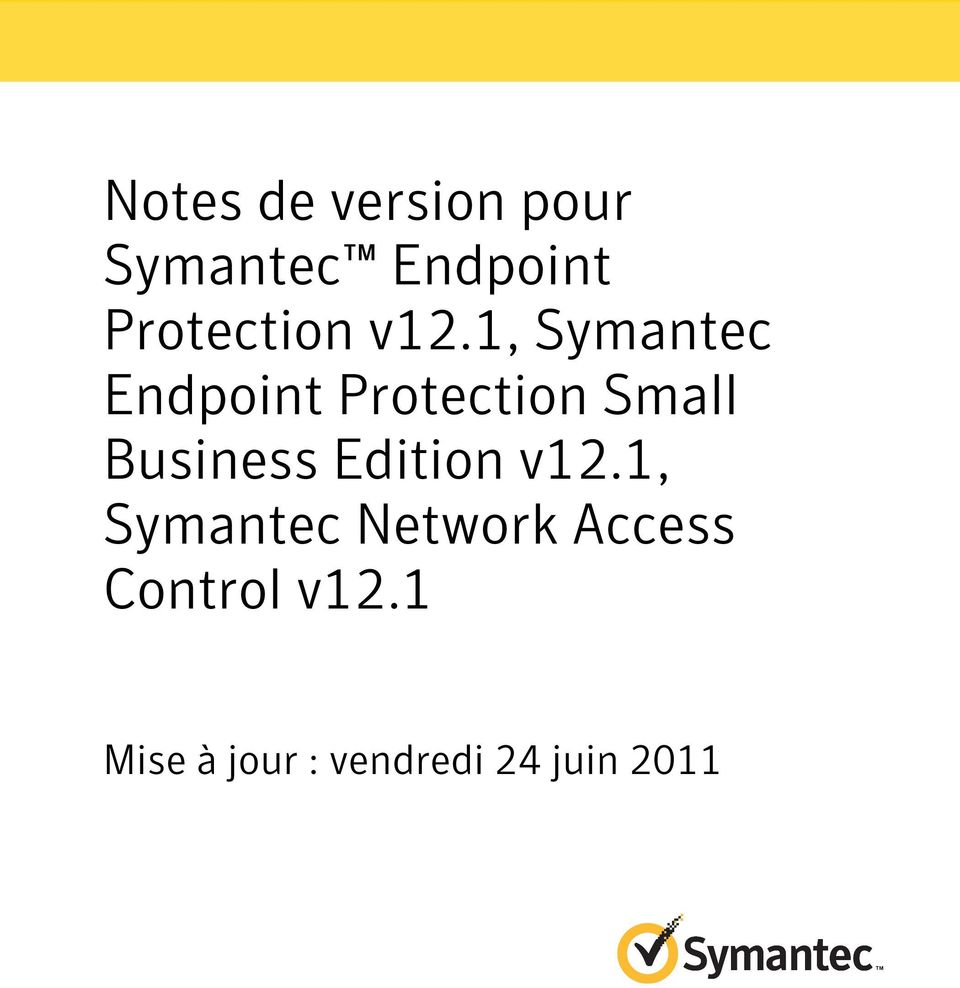 1, Symantec Endpoint Protection Small Business