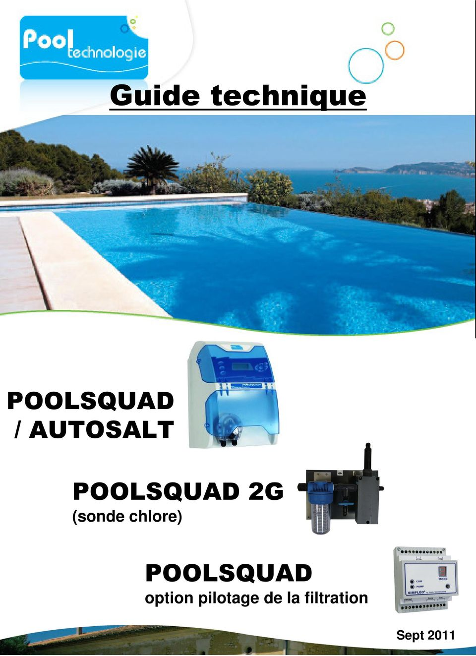 chlore) POOLSQUAD option