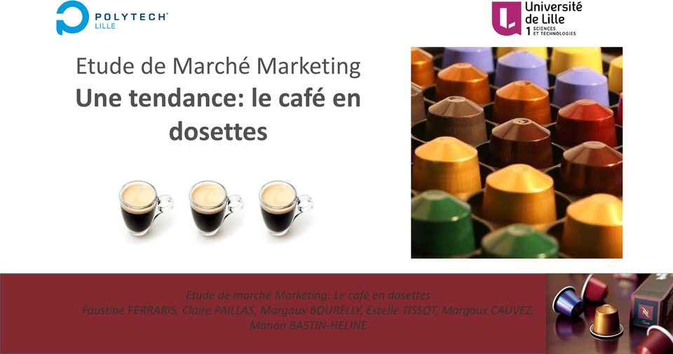 Marketing Une