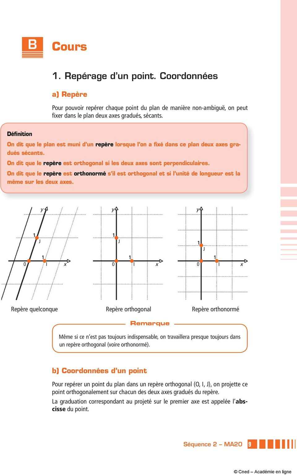 repère quelconque 2nd pdf
