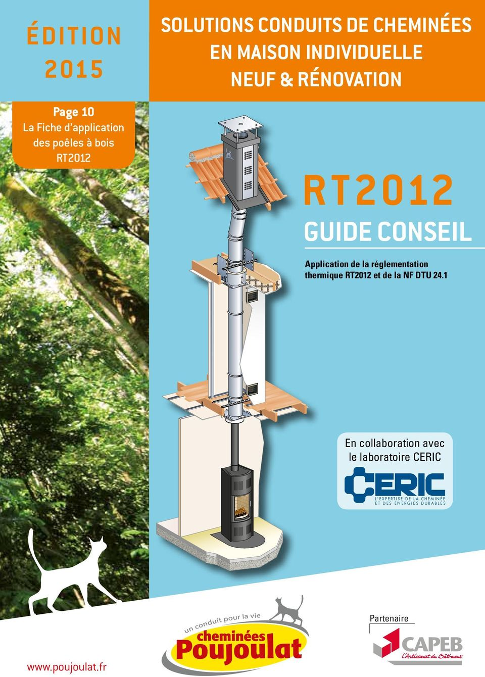 Rt2012 guide conseil dition 2015 solutions conduits de - Nf dtu 24 1 ...