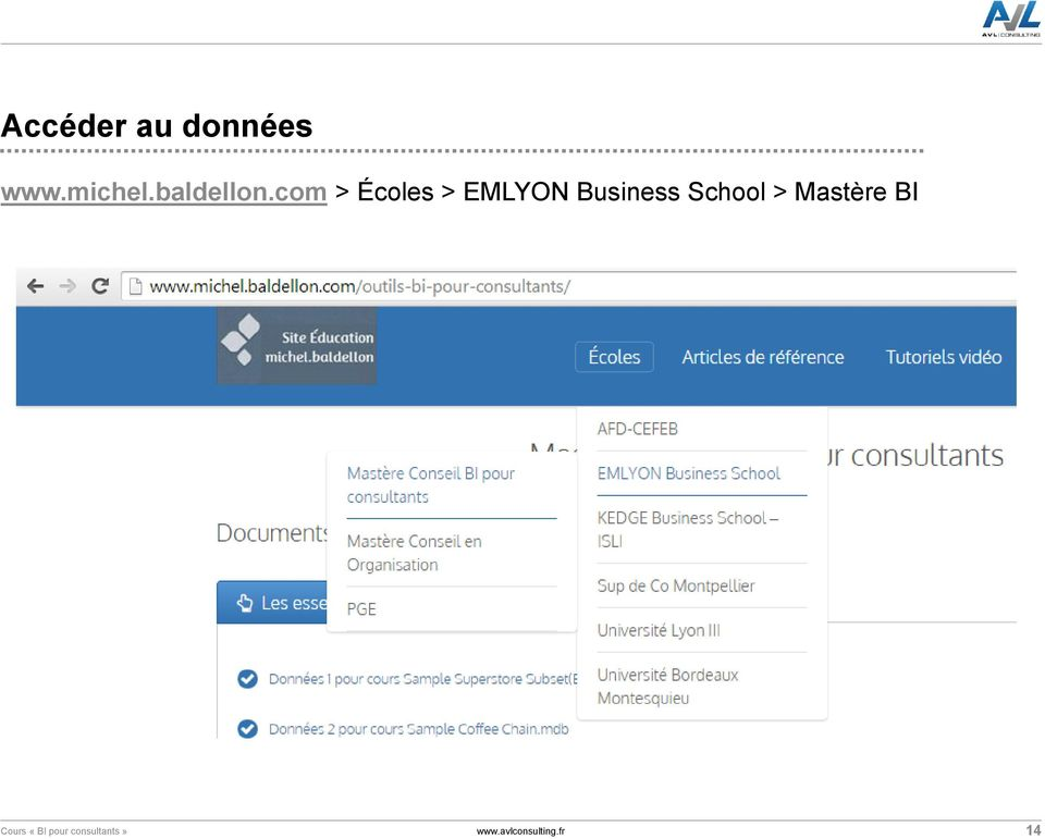 com > Écoles > EMLYON Business