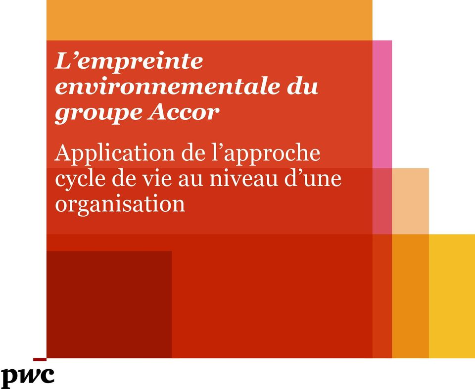 Accor Application de l