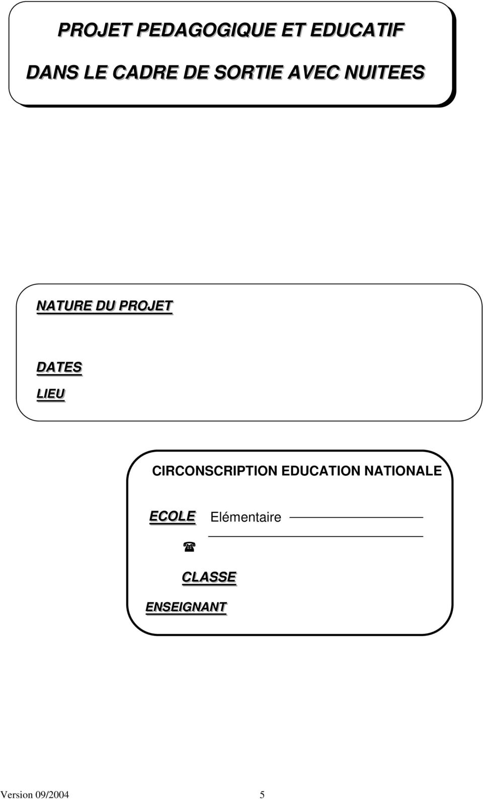 LLI IEU CIRCONSCRIPTION EDUCATION NATIONALE