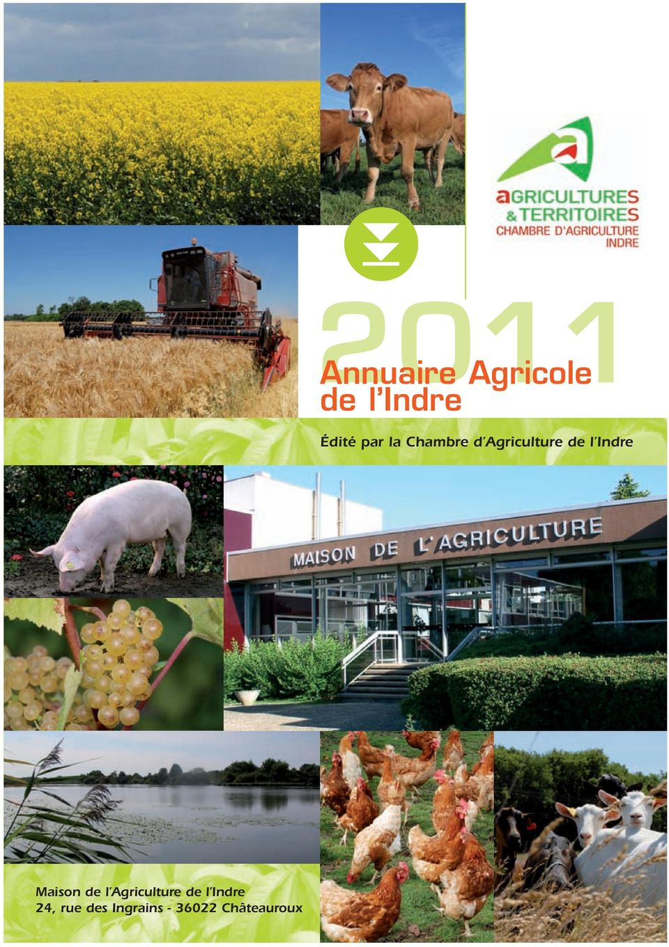 Annuaire agricole de l indre pdf for Chambre agriculture indre