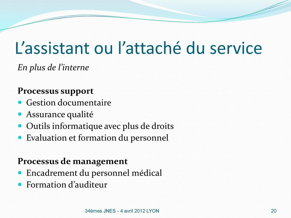 droits Evaluation et formation du personnel Processus de management