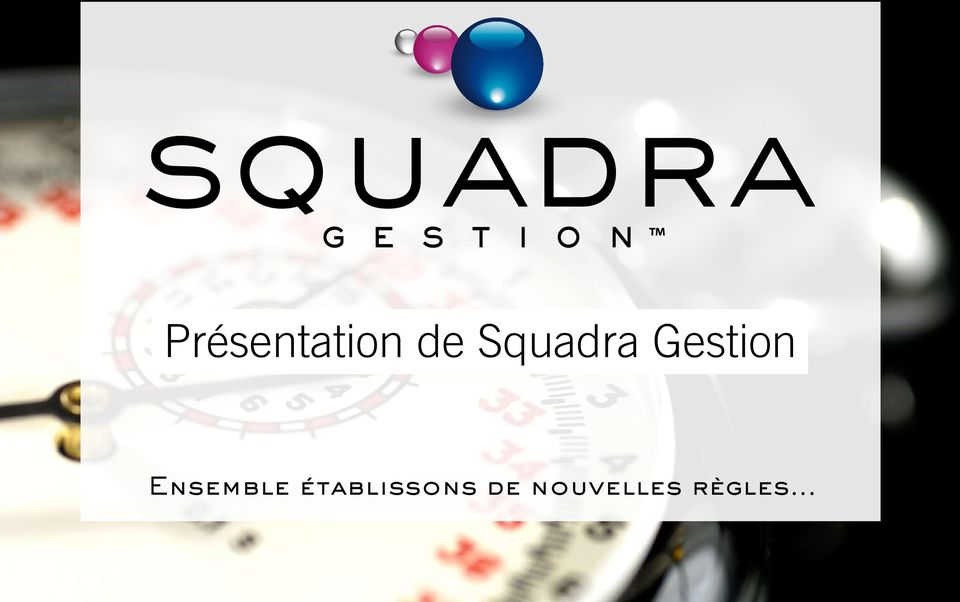 Gestion Ensemble