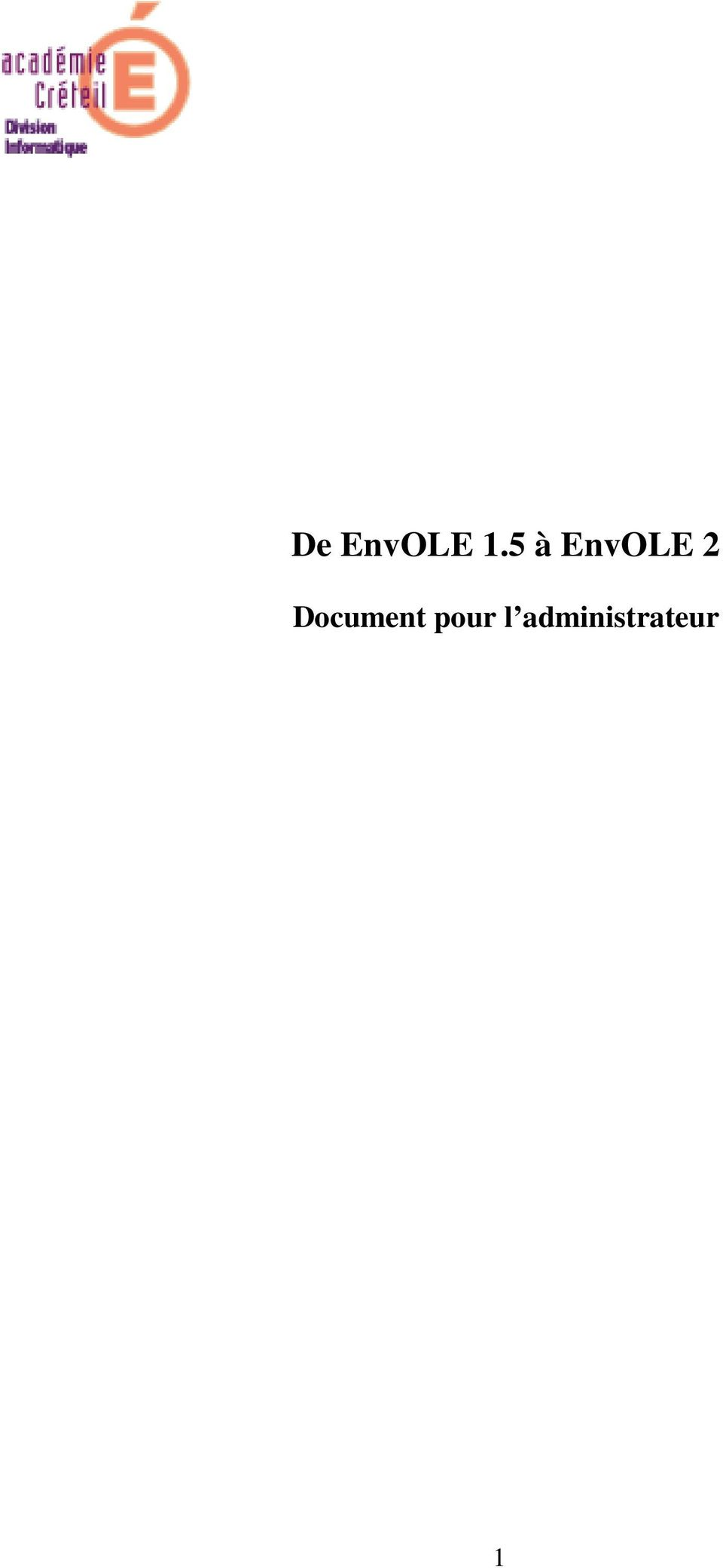 Document pour