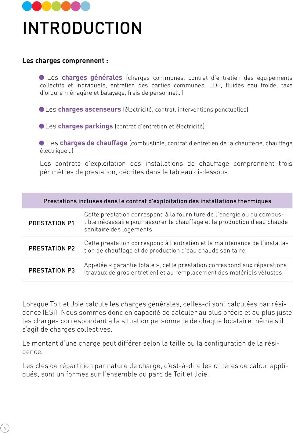 Comprendre les charges locatives pdf - Repartition charges locatives ...
