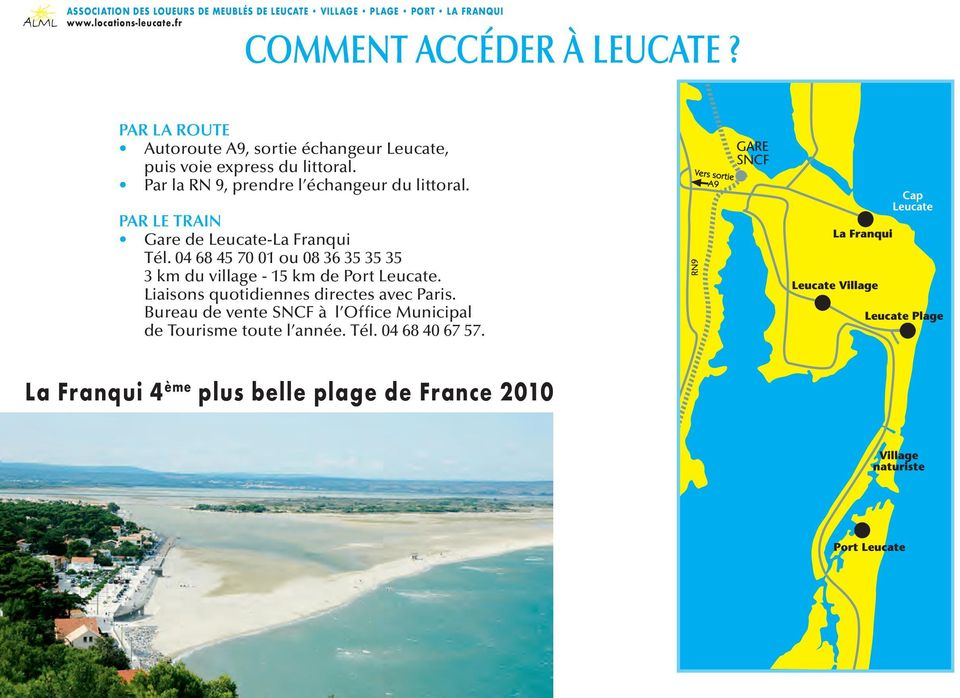 Pdf - Port leucate office du tourisme ...