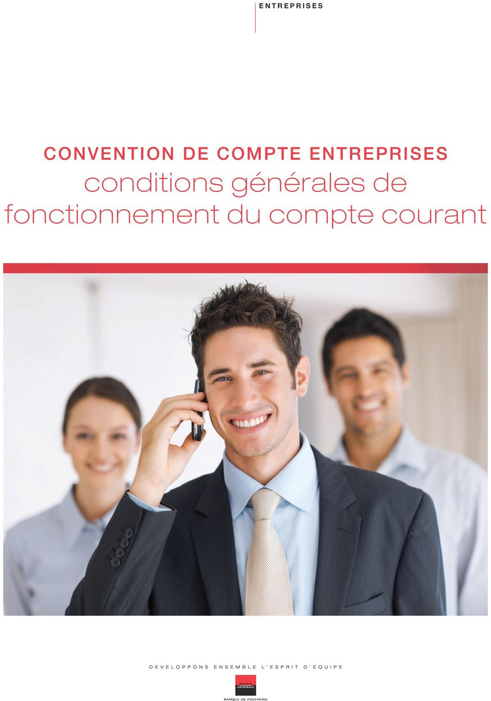 ENTREPRISES conditions