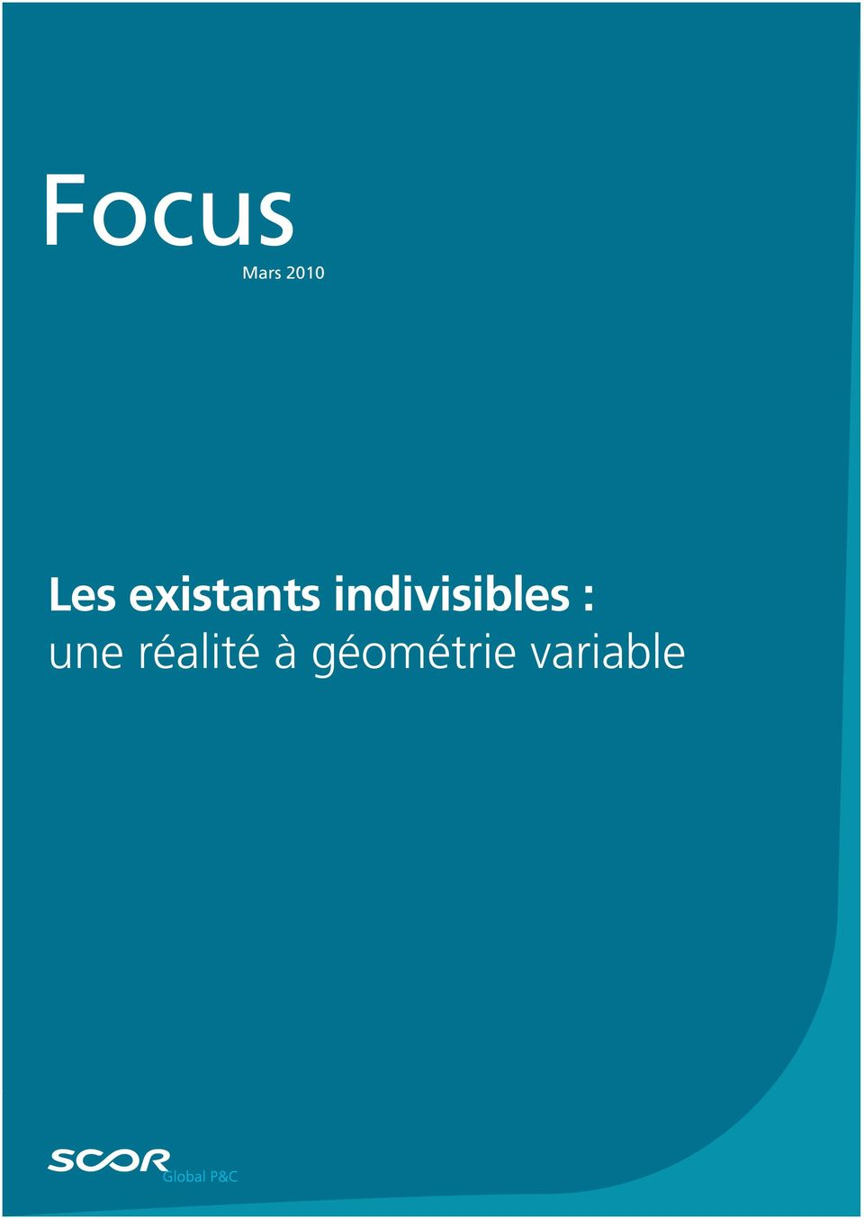 indivisibles : une