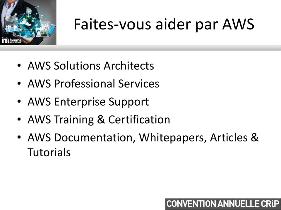 Enterprise Support AWS Training &