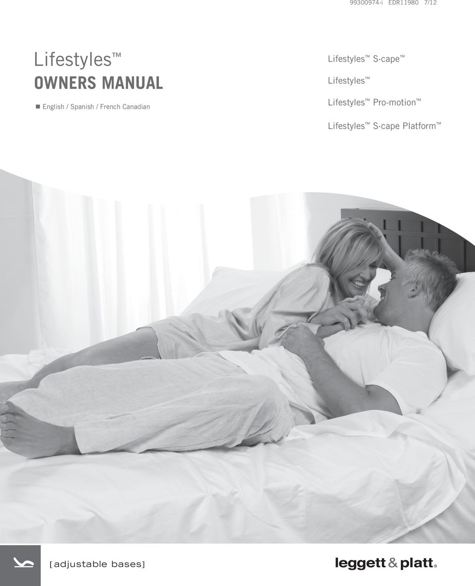 Lifestyles Owners Manual Lifestyles S Cape Lifestyles  # Muebles Seframi