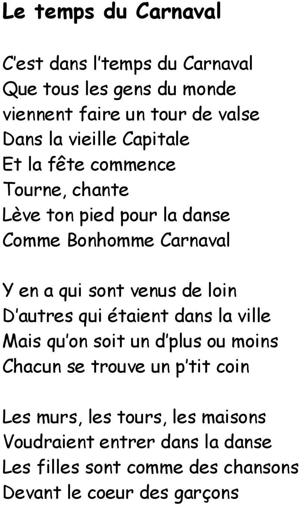 chanson guillaume le méchant homme paroles
