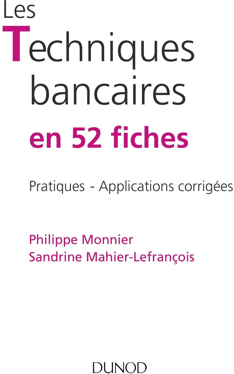 Applications corrigées