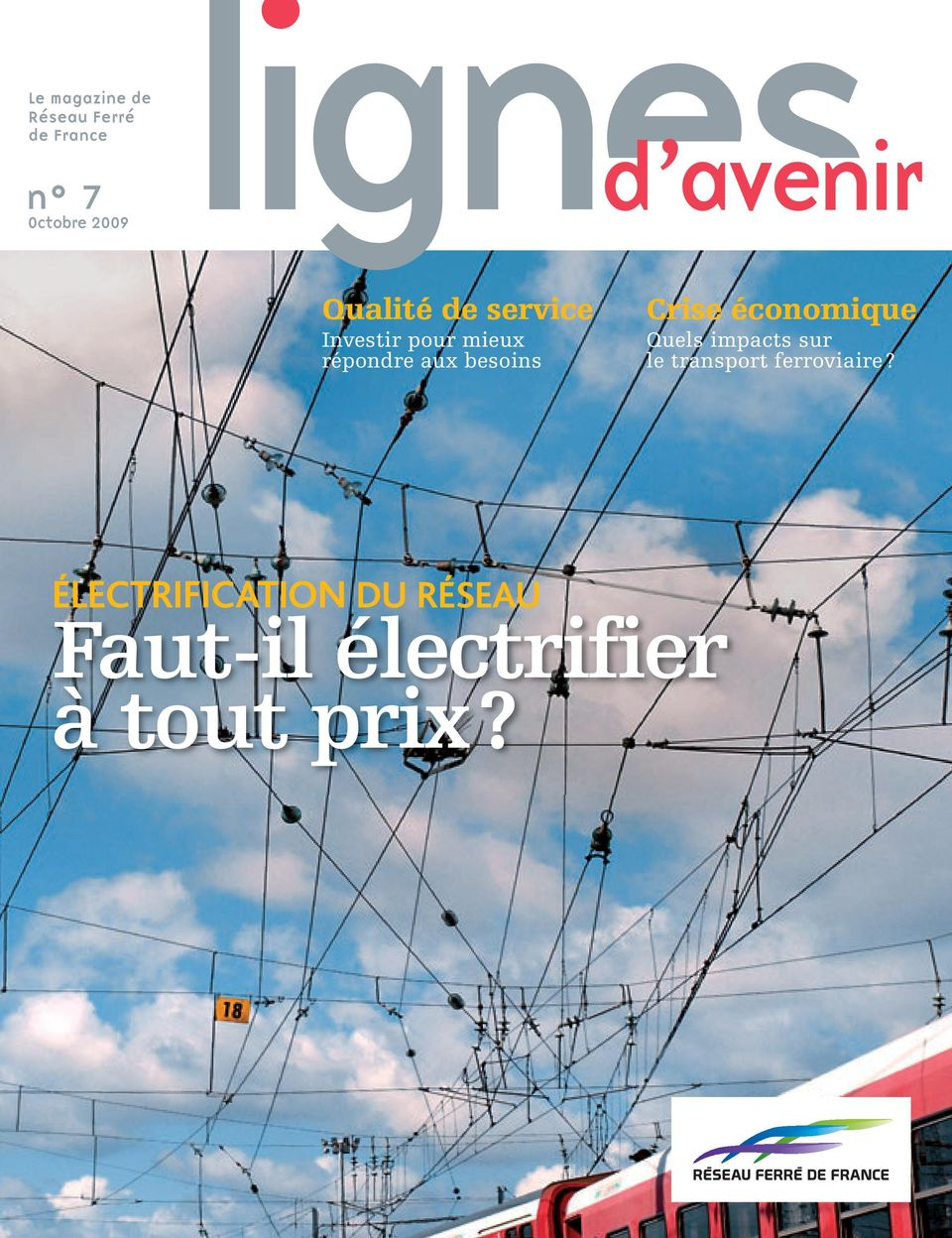 Quels impacts sur le transport ferroviaire?