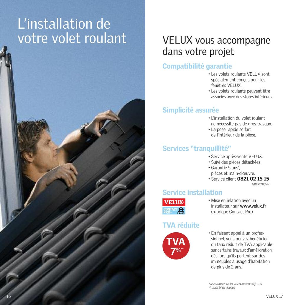 bien choisir son volet roulant velux pdf. Black Bedroom Furniture Sets. Home Design Ideas