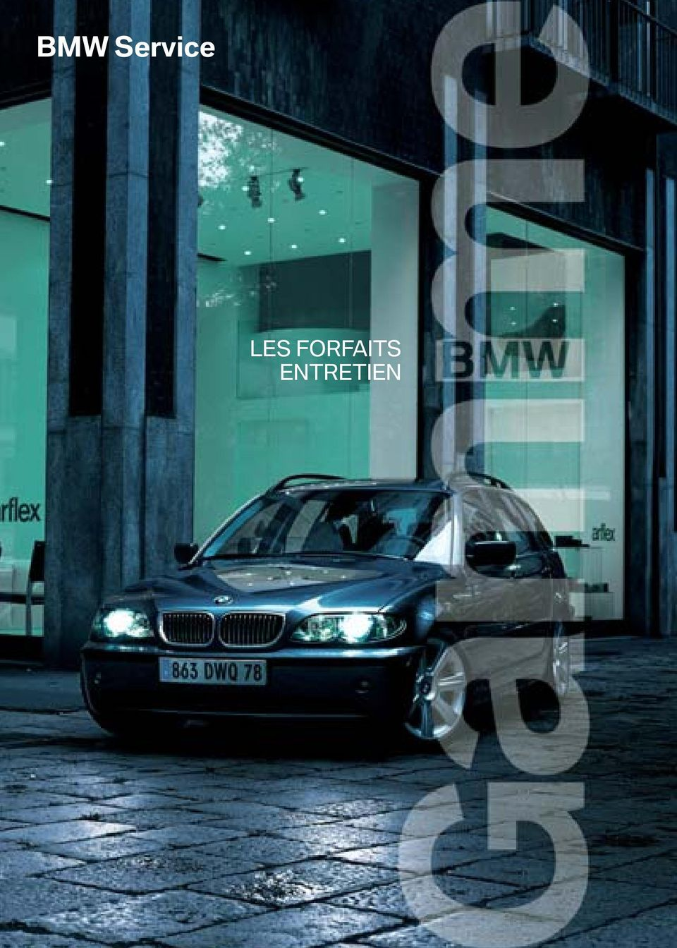 bmw service les forfaits entretien pdf. Black Bedroom Furniture Sets. Home Design Ideas