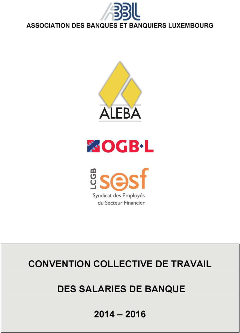 CONVENTION COLLECTIVE DE