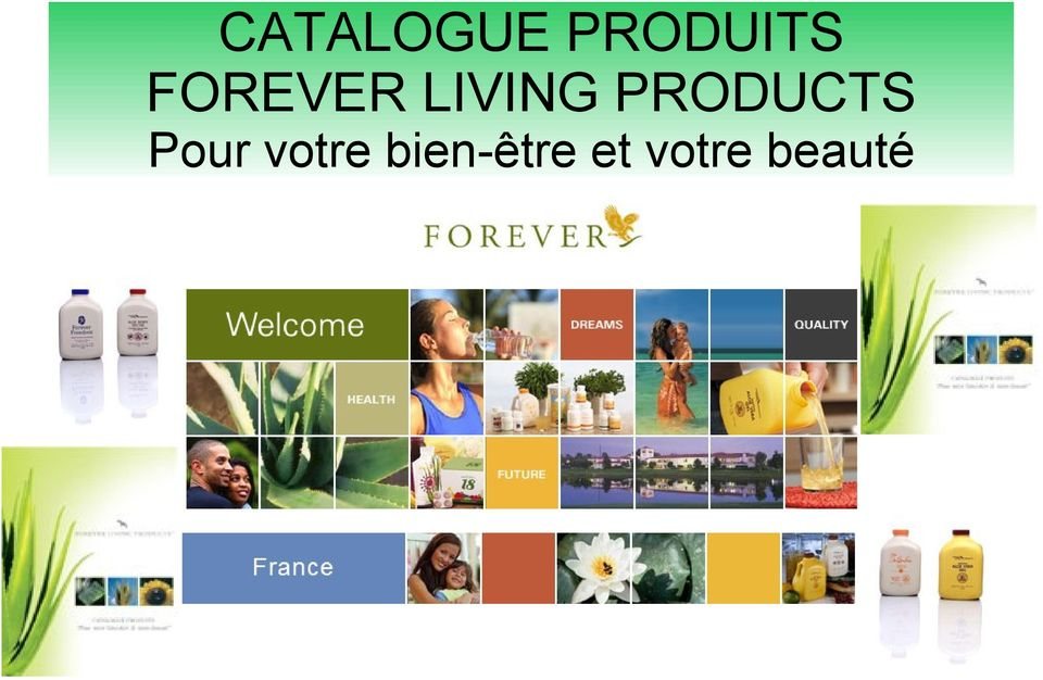 forever living products online