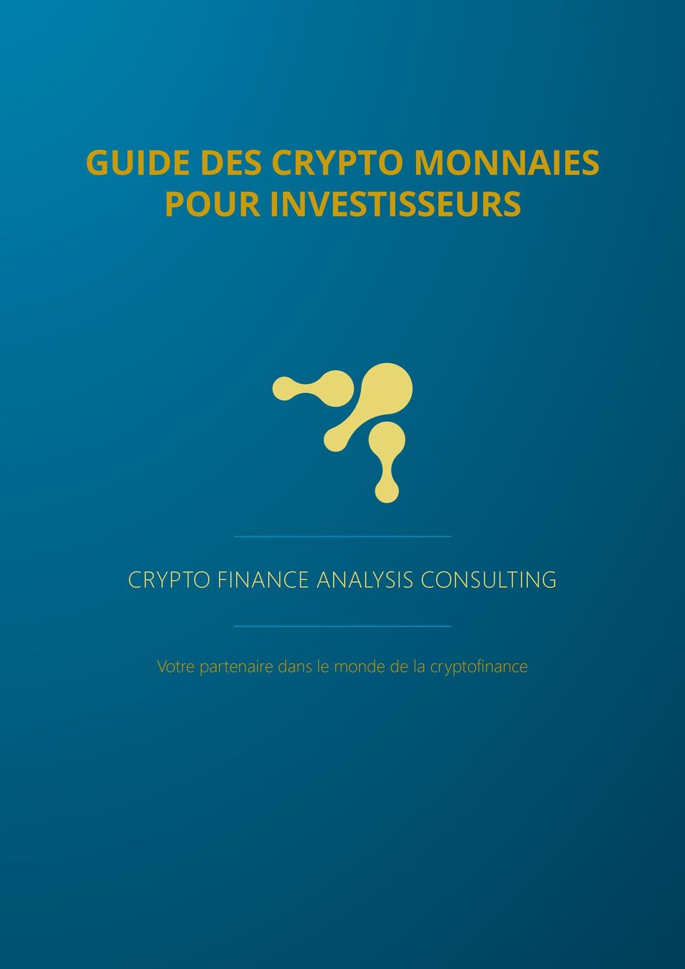 ANALYSIS CONSULTING Votre