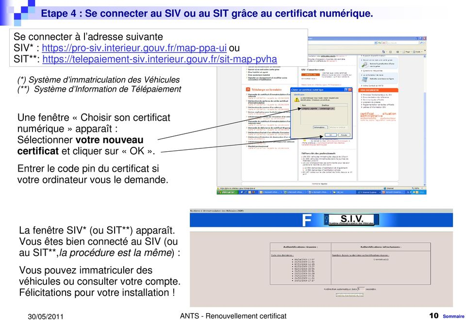 Pro siv interieur gouv fr 28 images le certificat num for Interieur gov fr