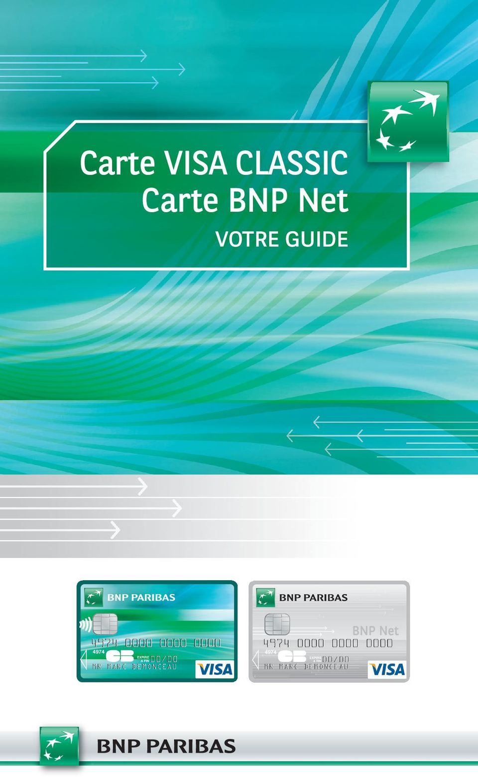 carte visa classic carte bnp net votre guide pdf. Black Bedroom Furniture Sets. Home Design Ideas