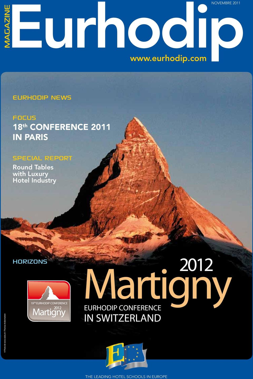 Conference 2011 in Paris SPECIAL REPORT Round