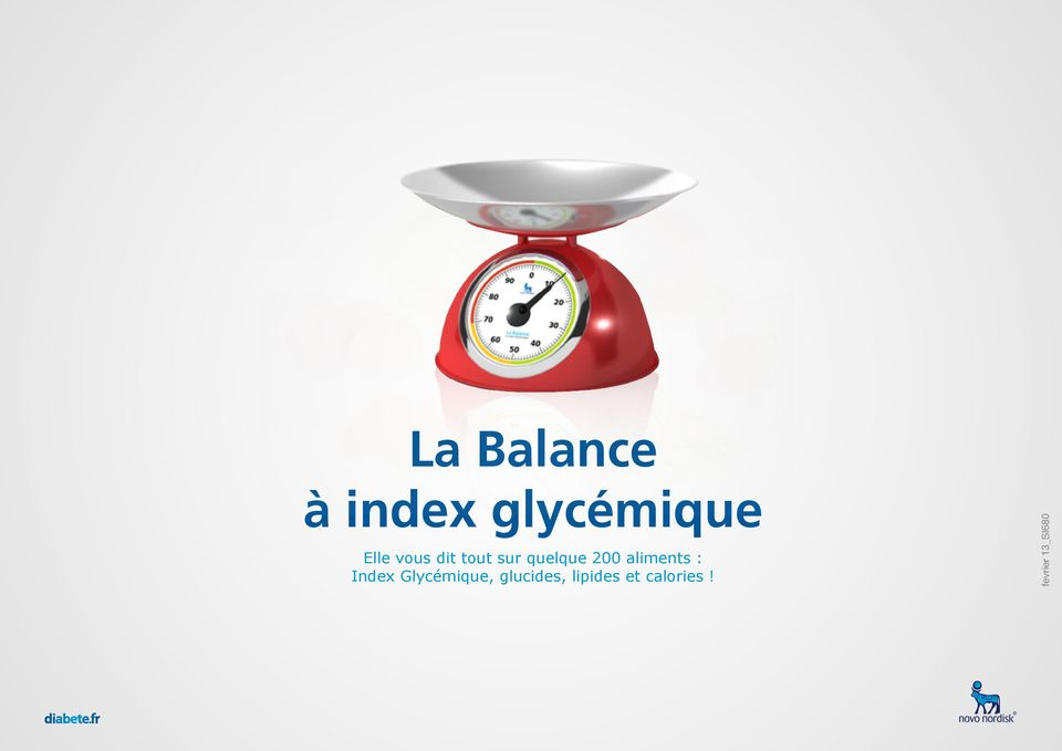 aliments : Index Glycémique,