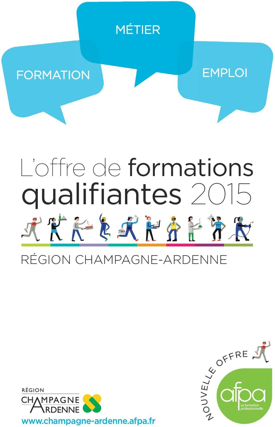 qualifiantes 2015 RÉGION