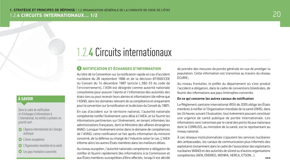 4 CIRCUITS INTERNATIONAUX 1/2