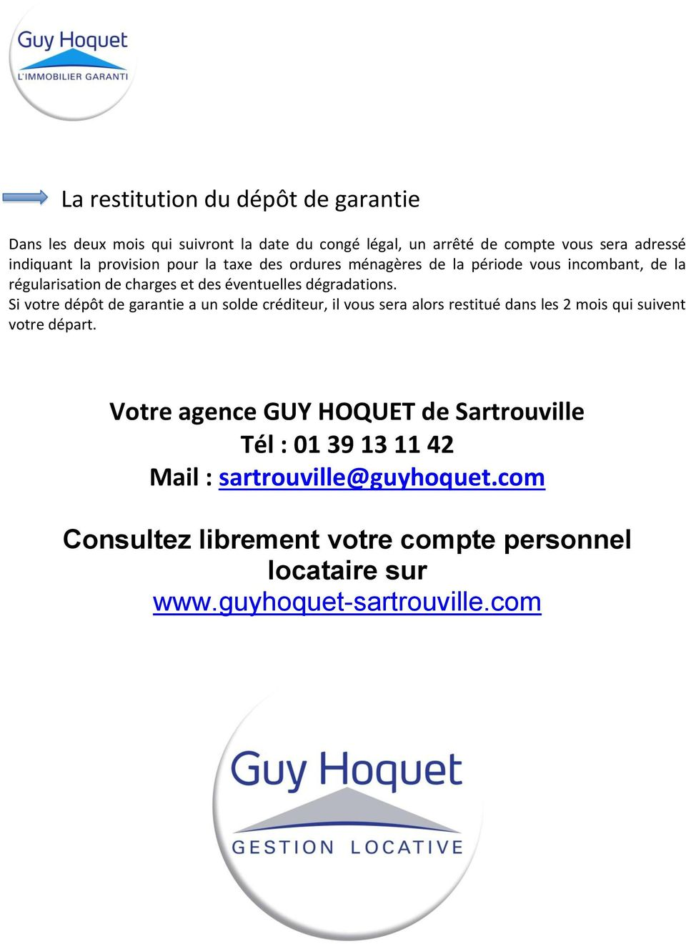 livret d accueil locataire guy hoquet l immobilier sartrouville tel pdf. Black Bedroom Furniture Sets. Home Design Ideas