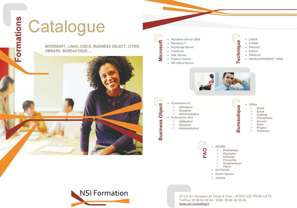 Administrateur Formations v6.