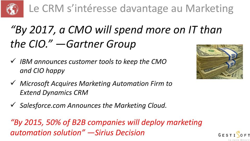 Marketing Automation Firm to Extend Dynamics CRM Salesforce.
