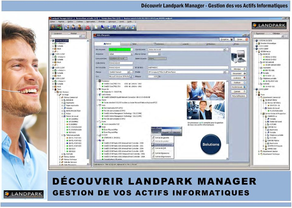 MANAGER GESTION