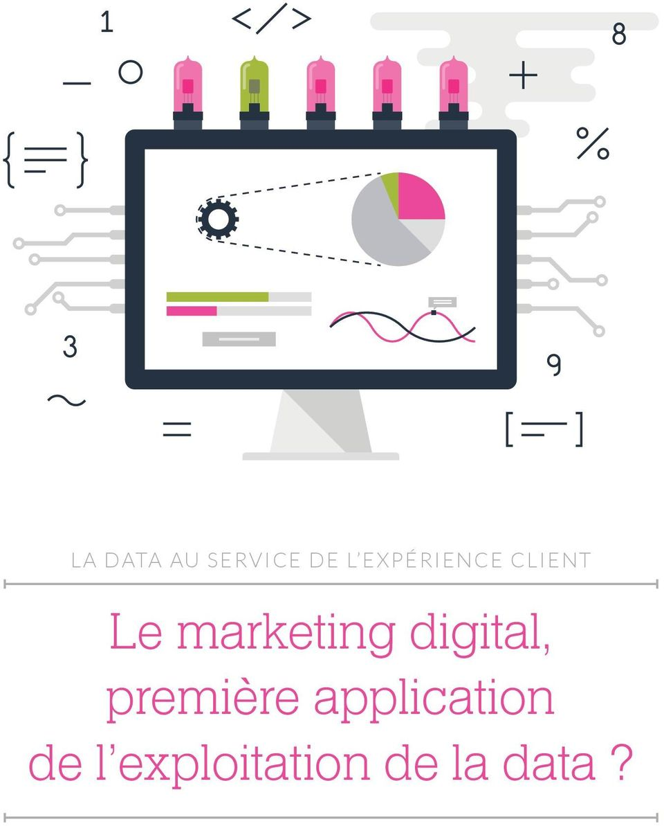marketing digital, première