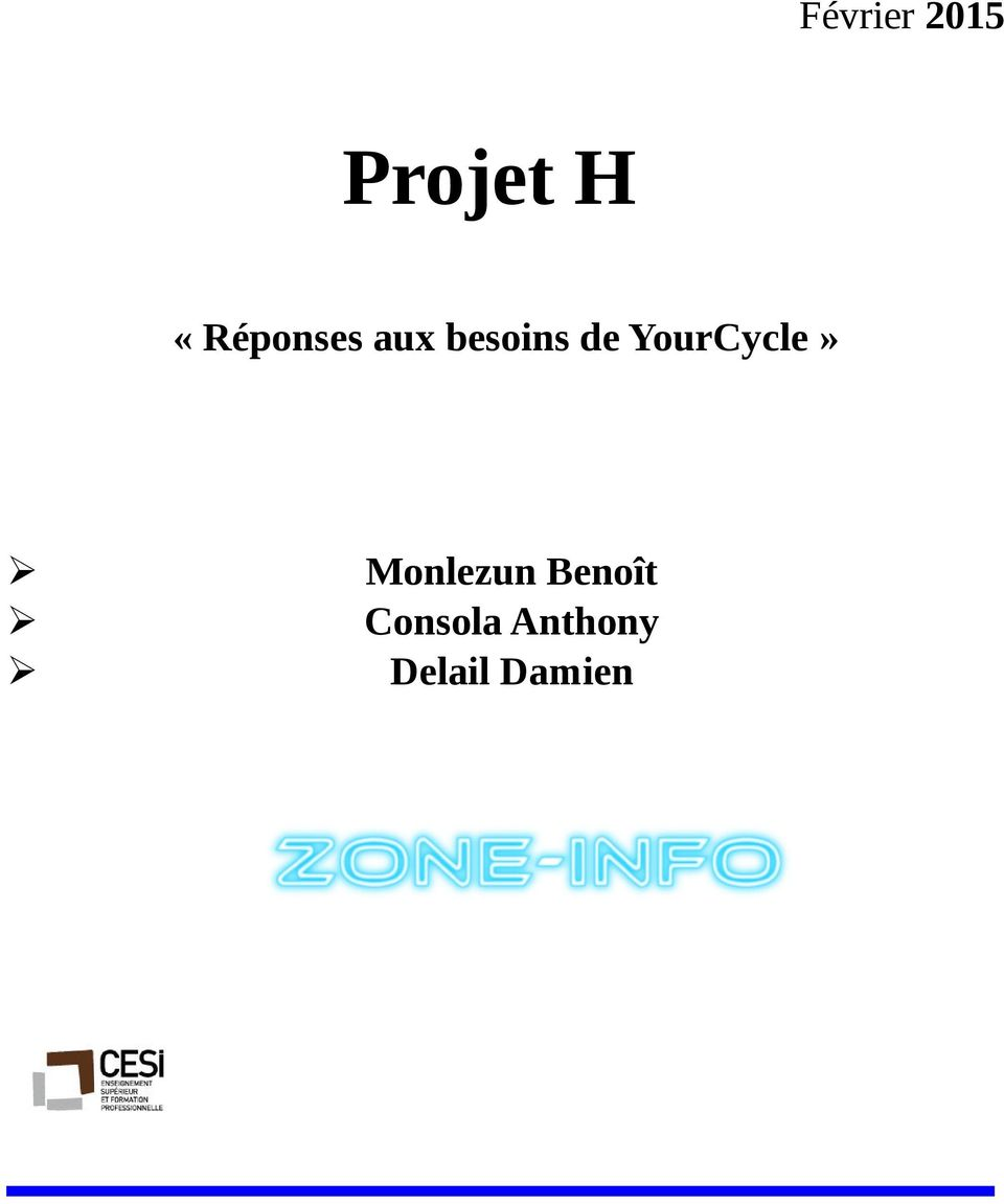 YourCycle» Monlezun