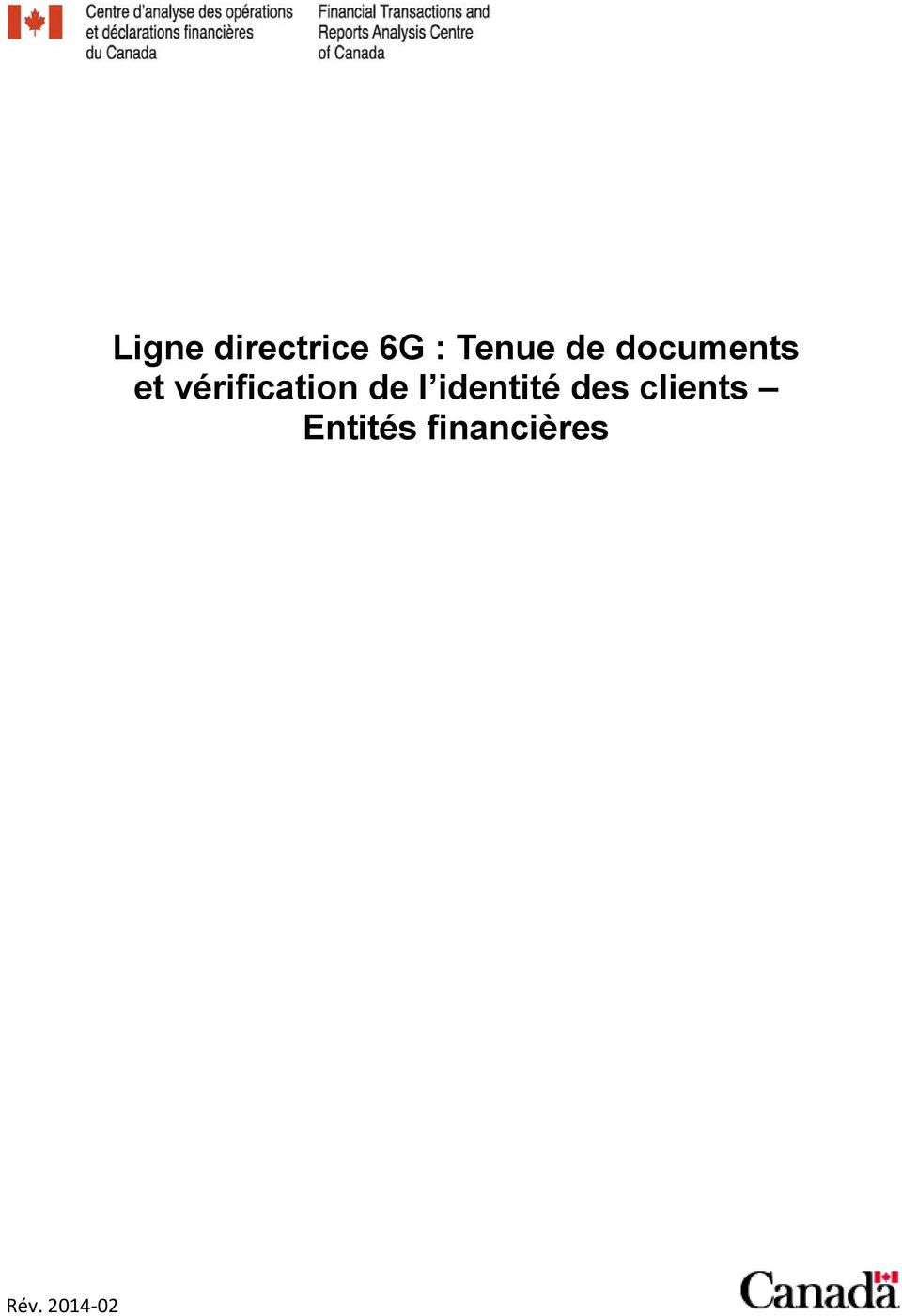 documents et vérification de
