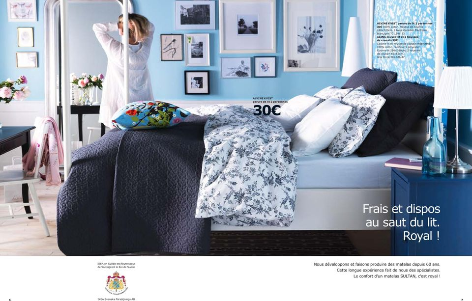 literie matelas sommiers surmatelas sultan pdf. Black Bedroom Furniture Sets. Home Design Ideas