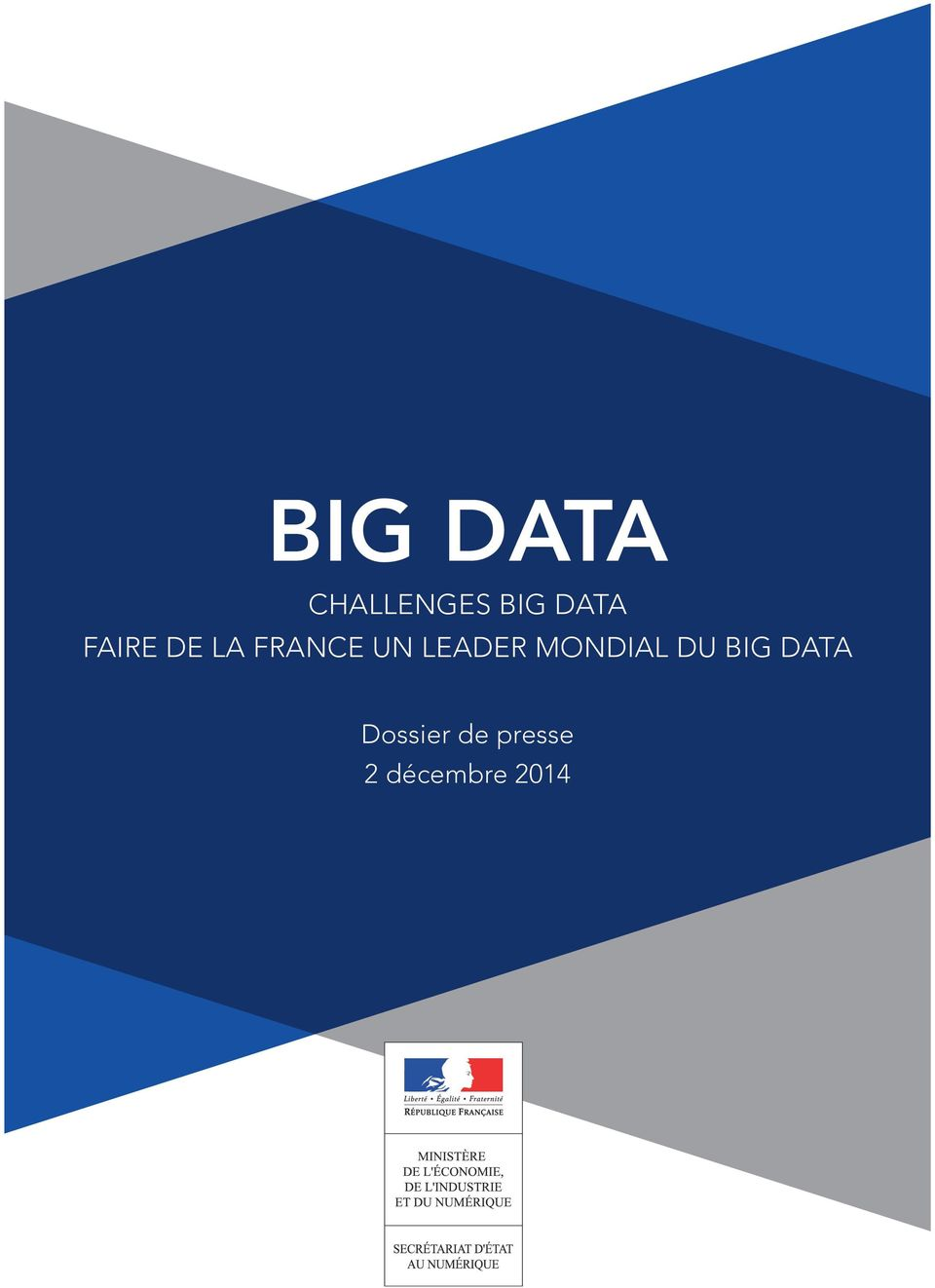 leader mondial du Big Data