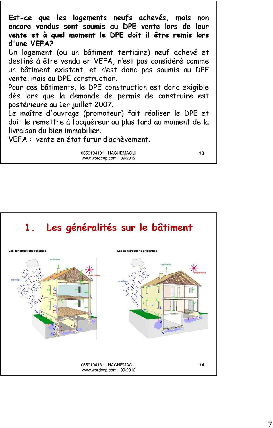 diagnostic de performance nerg tique dpe pdf. Black Bedroom Furniture Sets. Home Design Ideas