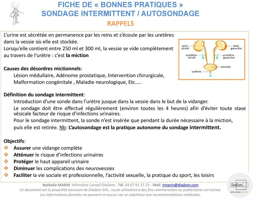 Intervention chirurgicale, Malformation congénitale, Maladie neurologique, Etc.