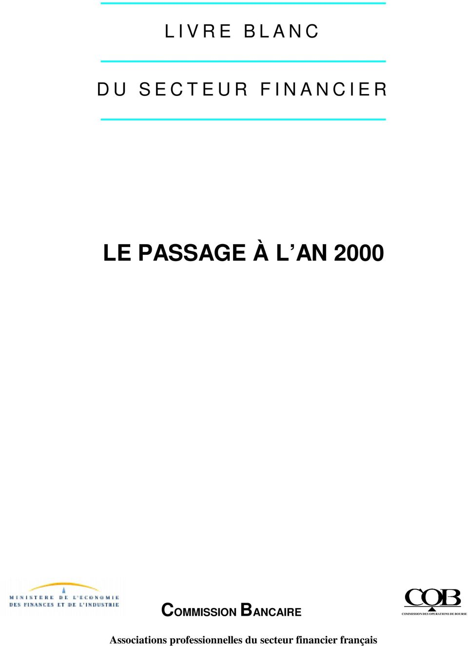 COMMISSION DES OPERATIONS DE BOURSE